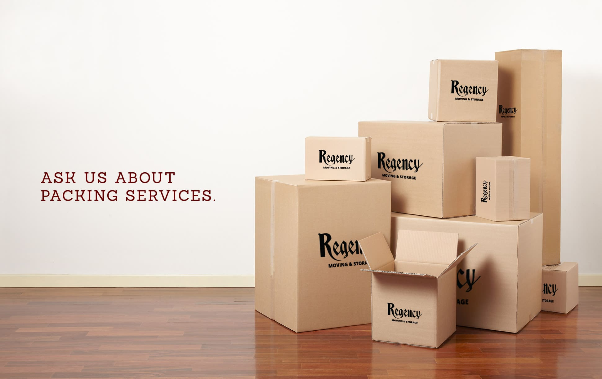 Regency Moving | Let Our Family Move Your Family